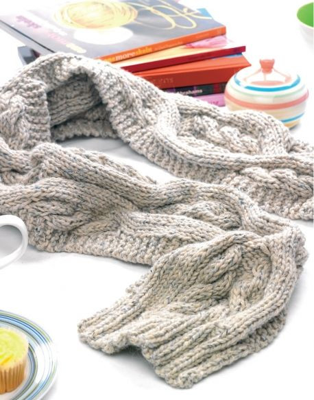 Lovely 1000 Ideas About Cable Knit Scarves On Pinterest Chunky Knit Scarf Pattern Of Adorable 50 Ideas Chunky Knit Scarf Pattern