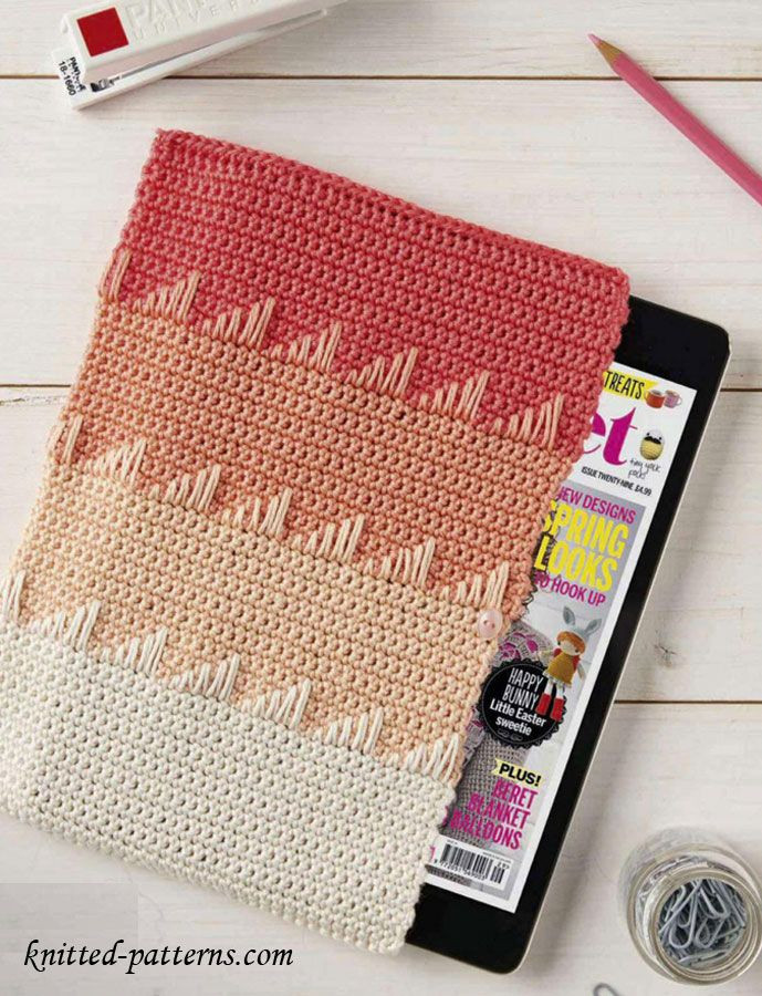 Lovely 1000 Ideas About Crochet Tablet Cover On Pinterest Crochet Tablet Cover Of Delightful 46 Ideas Crochet Tablet Cover