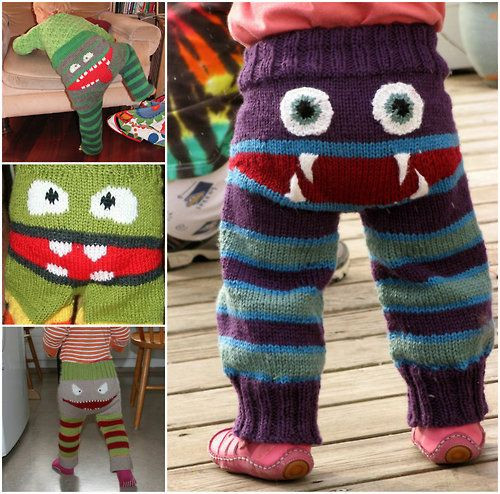 Lovely 1000 Ideas About Halloween Knitting On Pinterest Knit Baby Pants Of Attractive 44 Pics Knit Baby Pants
