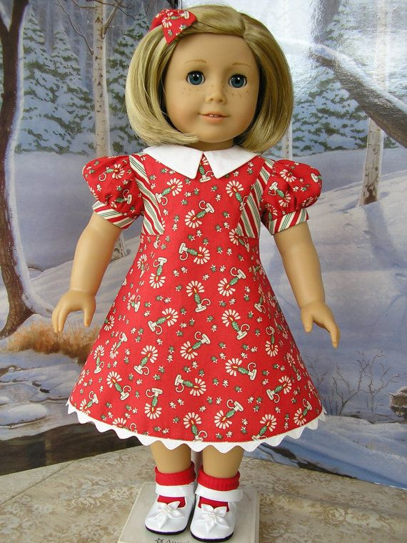 Lovely 1000 Images About American Girl Christmas Dress On American Girl Christmas Dress Of Lovely 47 Models American Girl Christmas Dress
