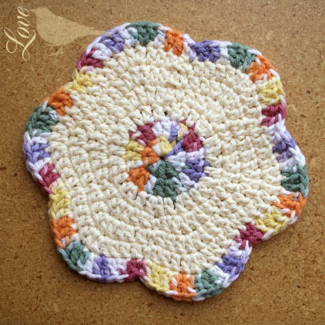 1000 images about crochet dish rags on Pinterest