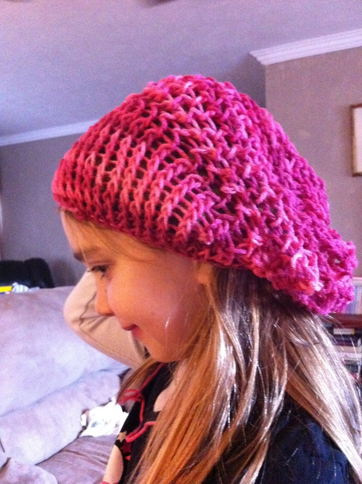 Lovely 1000 Images About Loom Knit Hats & Scarves On Pinterest Making A Hat On A Loom Of Attractive 43 Pics Making A Hat On A Loom