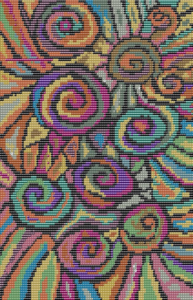 1000 images about Mirrix Bead Patterns on Pinterest