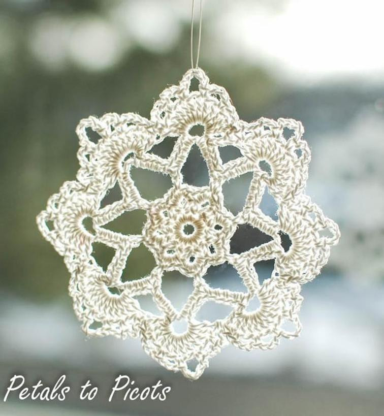 Lovely 12 Crochet Snowflake Patterns for Holiday Decorating Free Christmas Crochet Patterns for Beginners Of Incredible 41 Images Free Christmas Crochet Patterns for Beginners