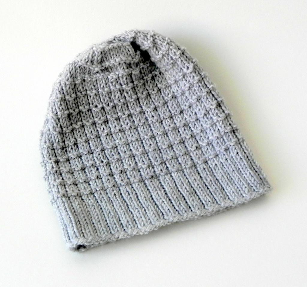Lovely 12 Quick and Easy Knit Hat Patterns Easy Knit Hat Of Brilliant 47 Pictures Easy Knit Hat