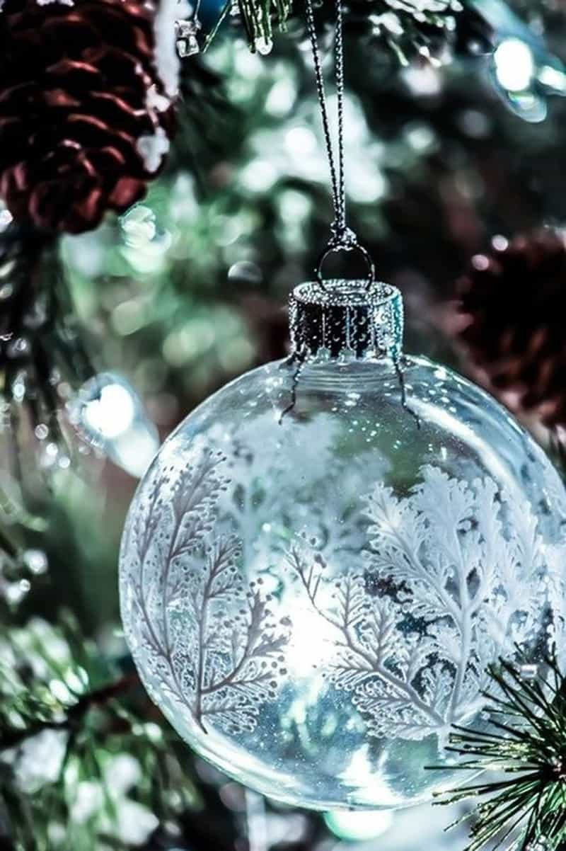Lovely 15 Clear Christmas Glass ornaments Glass Christmas Tree Decorations Of Great 42 Ideas Glass Christmas Tree Decorations