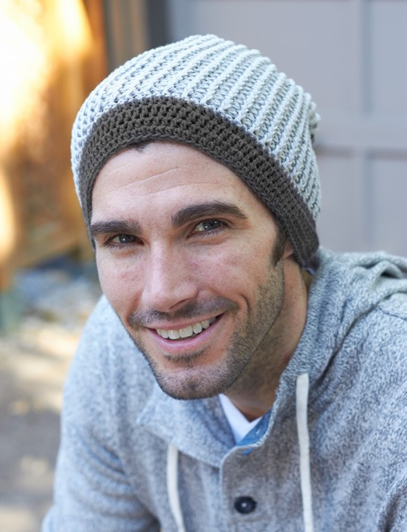 Lovely 15 Incredibly Handsome Winter Hats for Men to Knit or Crochet Mens Beanie Knitting Pattern Of New 42 Models Mens Beanie Knitting Pattern