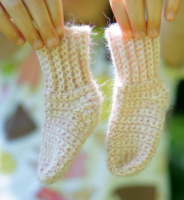 Lovely 17 Best Ideas About Crochet Baby socks On Pinterest Crochet Baby socks Of New Berry Baby Booties Knitting Pattern Easy Crochet Baby socks