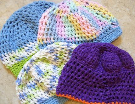 Lovely 17 Best Images About Chemo Caps On Pinterest Crochet Chemo Hats Patterns Of Marvelous 45 Ideas Crochet Chemo Hats Patterns