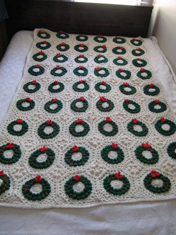 Lovely 17 Best Images About Crochet Afghans Christmas On Crochet Christmas Afghan Of Contemporary 48 Pics Crochet Christmas Afghan