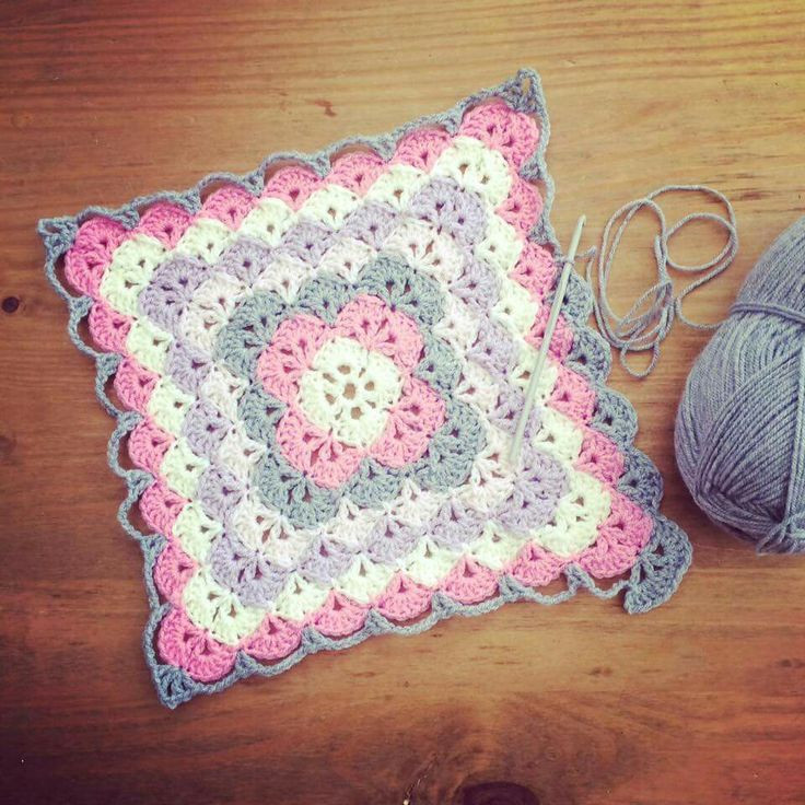 Lovely 17 Best Images About Crochet Squares On Pinterest Best Crochet Stitch for Blanket Of Perfect 45 Ideas Best Crochet Stitch for Blanket