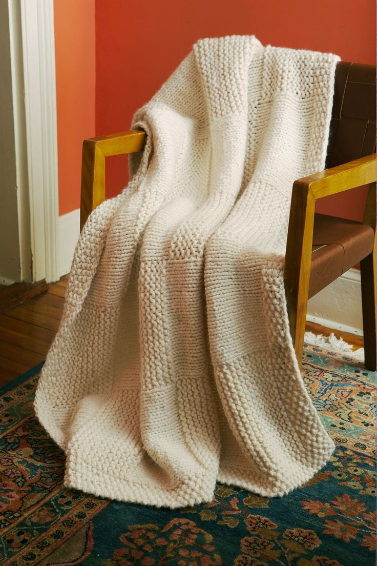 Lovely 17 Best Images About Knitted Afghans On Pinterest Knitted Throw Pattern Of Awesome 45 Photos Knitted Throw Pattern