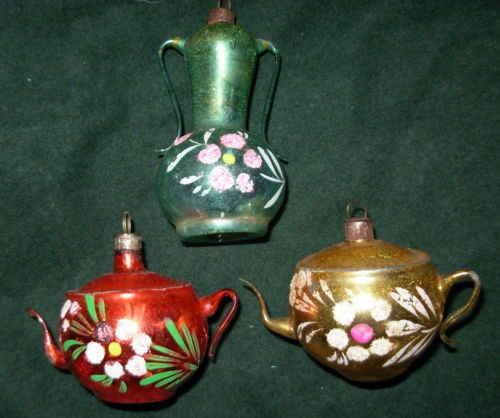 Lovely 17 Best Images About Vintage Christmas ornaments On Vintage Glass ornaments Of New 48 Ideas Vintage Glass ornaments