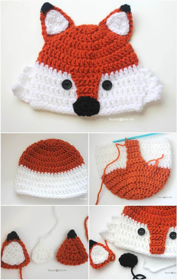 Lovely 17 Free Crochet Baby Beanie Hat Patterns – 101 Crochet Crochet toddler Beanie Of Delightful 40 Ideas Crochet toddler Beanie