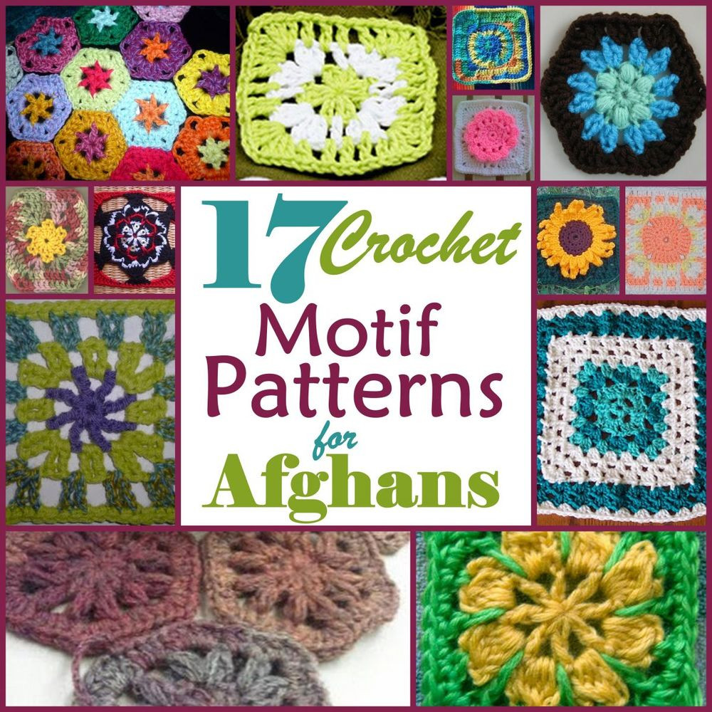 Lovely 17 Motif Crochet Patterns for Afghans All Free Crochet Afghan Patterns Of New 48 Pics All Free Crochet Afghan Patterns