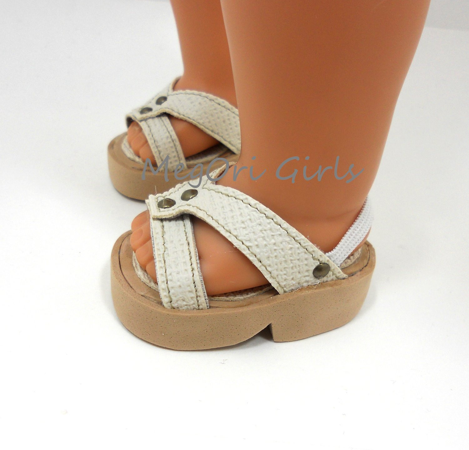 Lovely 18 Doll Shoes Sandals Fit American Girl Dolls by Megorisdolls Ag Doll Shoes Of Superb 49 Photos Ag Doll Shoes