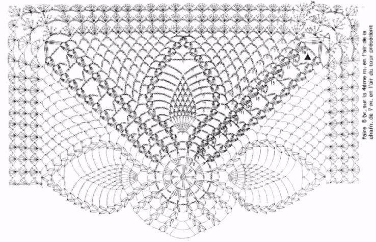 Lovely 18 Easy Crochet Lace Tablecloth Patterns Free Crochet Doily Patterns Diagrams Of Incredible 45 Models Free Crochet Doily Patterns Diagrams