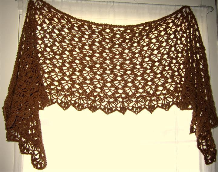 Lovely 18 Quick & Easy Crochet Shawl Pattern Quick and Easy Crochet Shawl Patterns Of Beautiful 50 Pics Quick and Easy Crochet Shawl Patterns