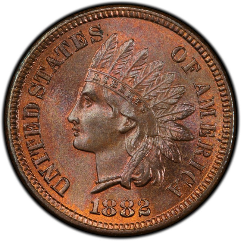 Lovely 1882 Indian Head Pennies Values and Prices Past Sales Indian Penny Value Of Delightful 40 Pics Indian Penny Value