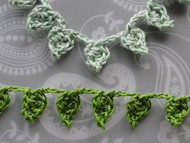 Lovely 19 Free Patterns for Crochet Curtain Tie Backs Free Crochet Leaf Pattern Of Contemporary 40 Pictures Free Crochet Leaf Pattern
