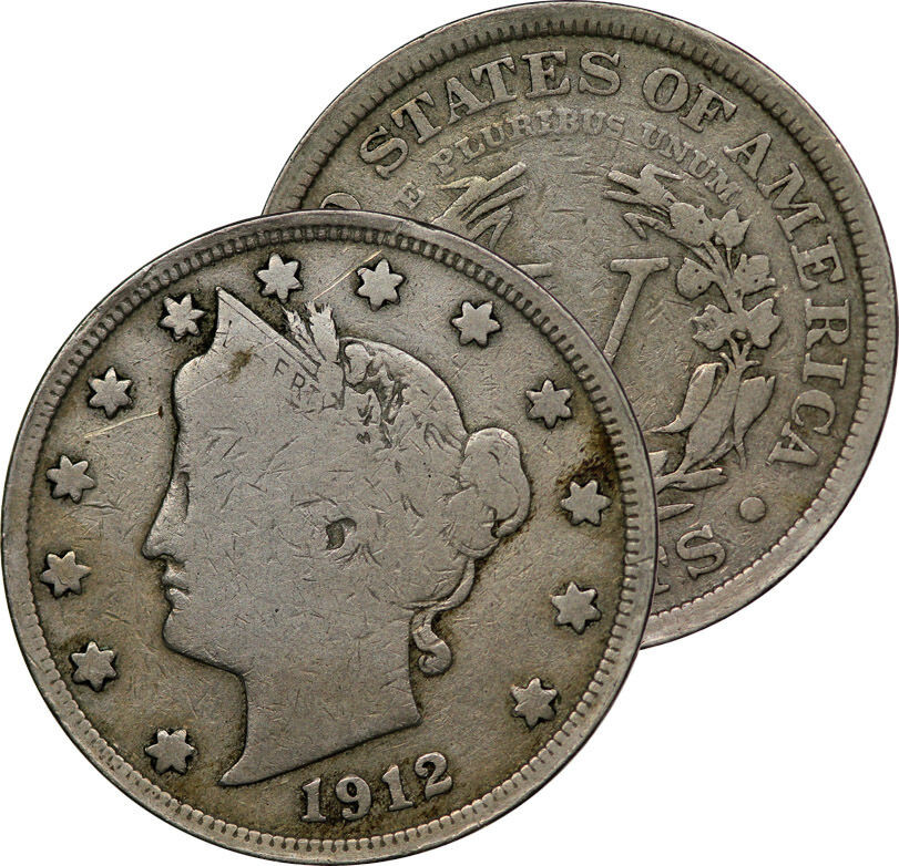 Lovely 1912 S Sun Francisco Mint Liberty Nickel Coin Key Date Liberty V Nickel Of Awesome 49 Models Liberty V Nickel