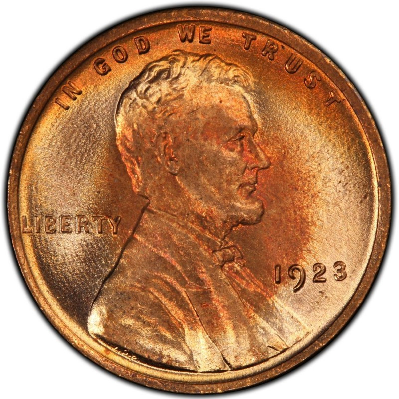 Lovely 1923 Lincoln Wheat Pennies Values and Prices Past Sales Lincoln Head Penny Of Great 48 Models Lincoln Head Penny