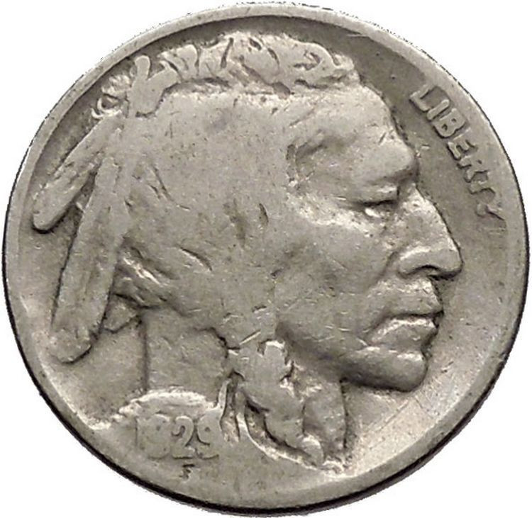 Lovely 1929 Buffalo Nickel 5 Cents Of United States Of America Buffalo 5 Cent Of Great 49 Photos Buffalo 5 Cent