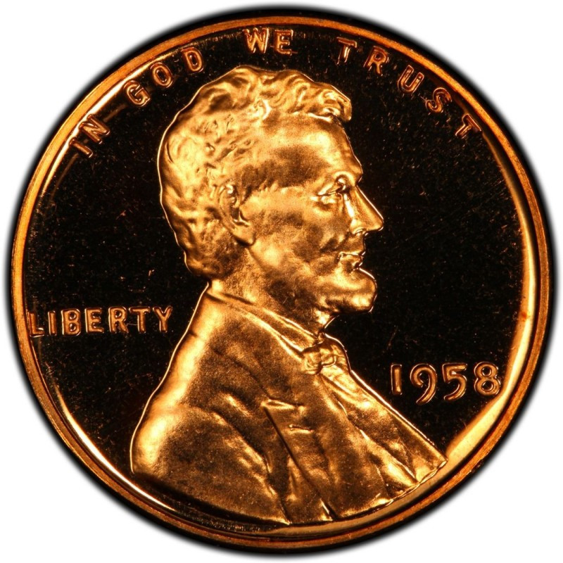 Lovely 1958 Lincoln Wheat Pennies Values and Prices Past Sales Silver Wheat Penny Of Awesome 48 Pics Silver Wheat Penny