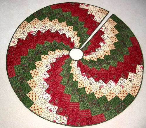 Lovely 20 Free Quilted Christmas Tree Skirt Patterns Knit Tree Skirt Pattern Of Delightful 49 Images Knit Tree Skirt Pattern