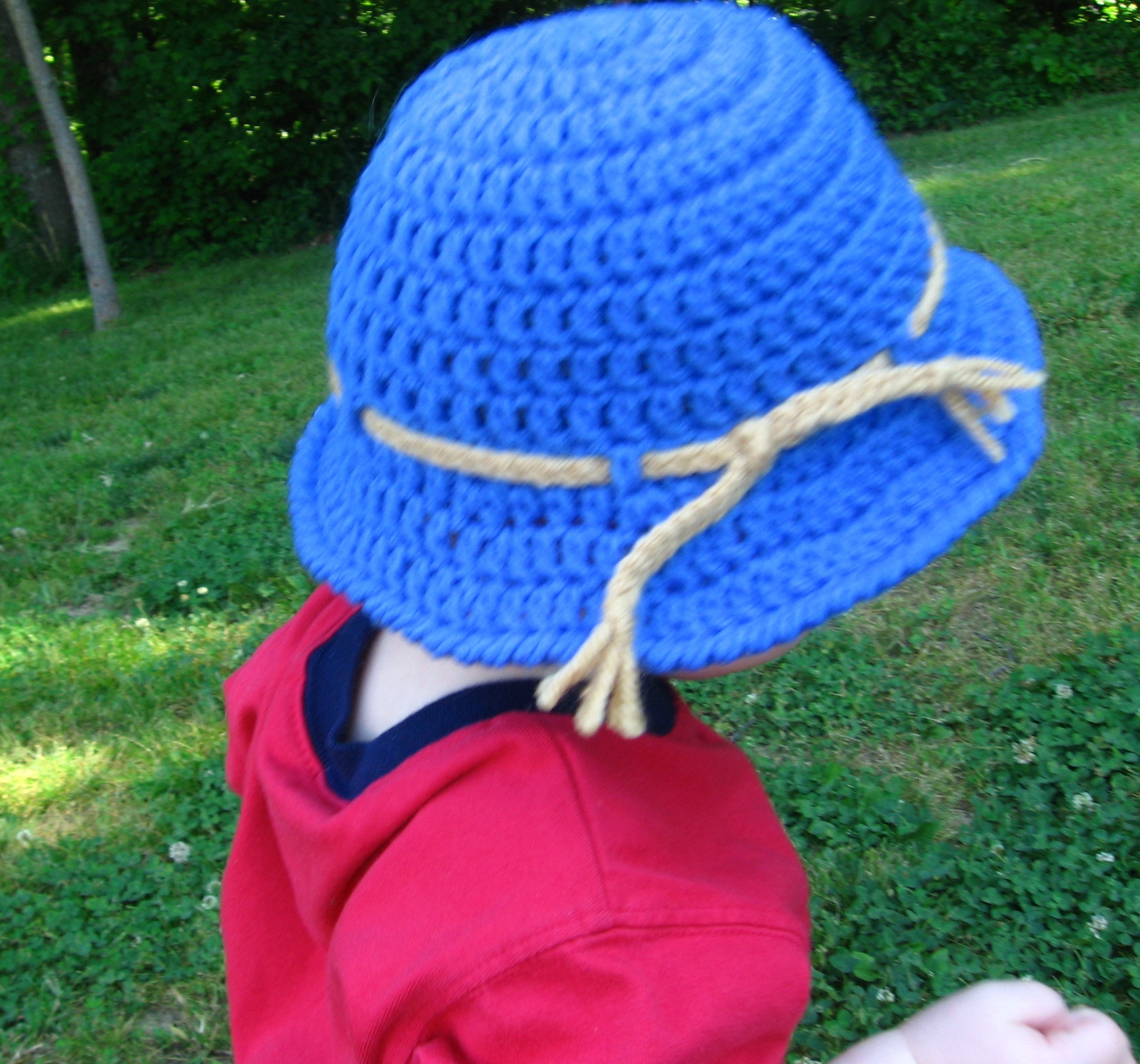 Lovely 20 Free Summer Hats to Crochet for Kids Cool Creativities Crochet Summer Hat Pattern Of Incredible 46 Photos Crochet Summer Hat Pattern