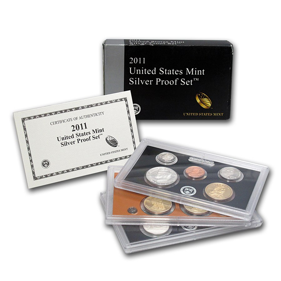 Lovely 2011 U S Proof Set Silver Proof Sets Of Great 40 Photos Proof Sets