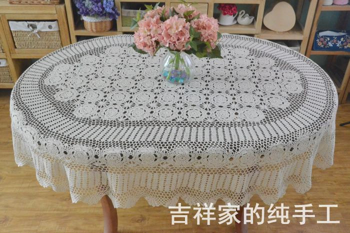 Lovely 2017 New Arrival Best Selling Natural Cotton Crochet Lace Crochet Tablecloth for Sale Of Delightful 42 Ideas Crochet Tablecloth for Sale