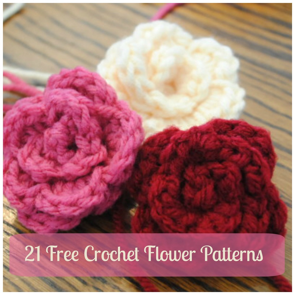 Lovely 21 Free Crochet Flower Patterns Daisy Video Free Crochet Of Contemporary 42 Ideas Free Crochet