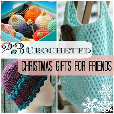Lovely 23 Crocheted Christmas Gifts for Friends Crochet Gifts Of Amazing 45 Models Crochet Gifts