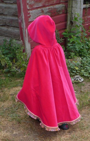 Lovely 25 Best Ideas About Cape Pattern On Pinterest Red Riding Hood Cape Pattern Of Charming 43 Pictures Red Riding Hood Cape Pattern
