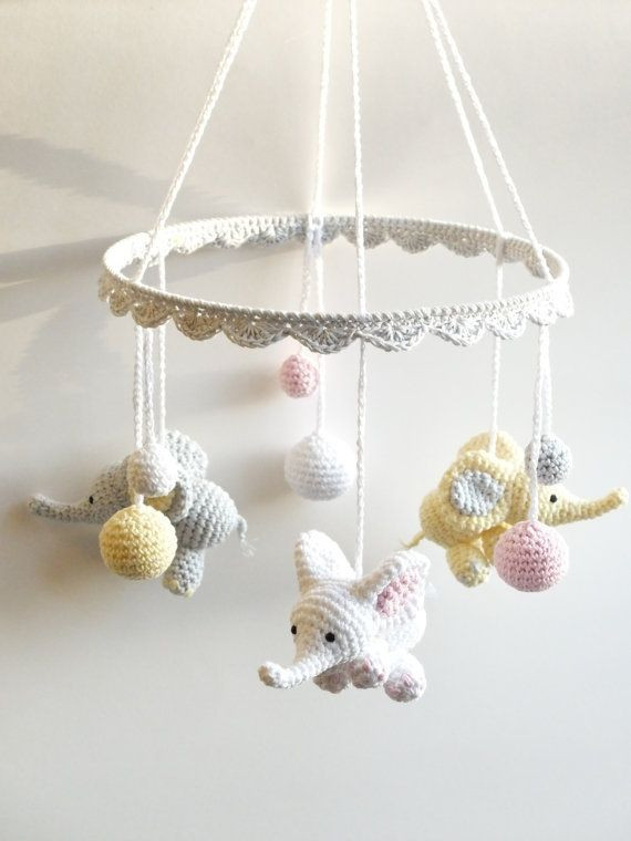 Lovely 25 Best Ideas About Crochet Baby Mobiles On Pinterest Crochet Baby Mobile Of Amazing 42 Ideas Crochet Baby Mobile