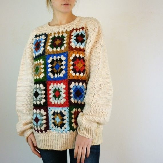 Lovely 25 Best Ideas About Granny Square Sweater On Pinterest Granny Square Cardigan Of Innovative 50 Pics Granny Square Cardigan