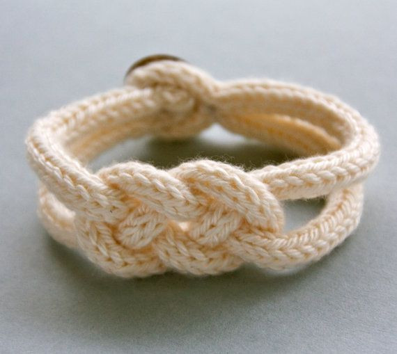 Lovely 25 Best Ideas About Spool Knitting On Pinterest Knitted Bracelet Of Brilliant 50 Models Knitted Bracelet