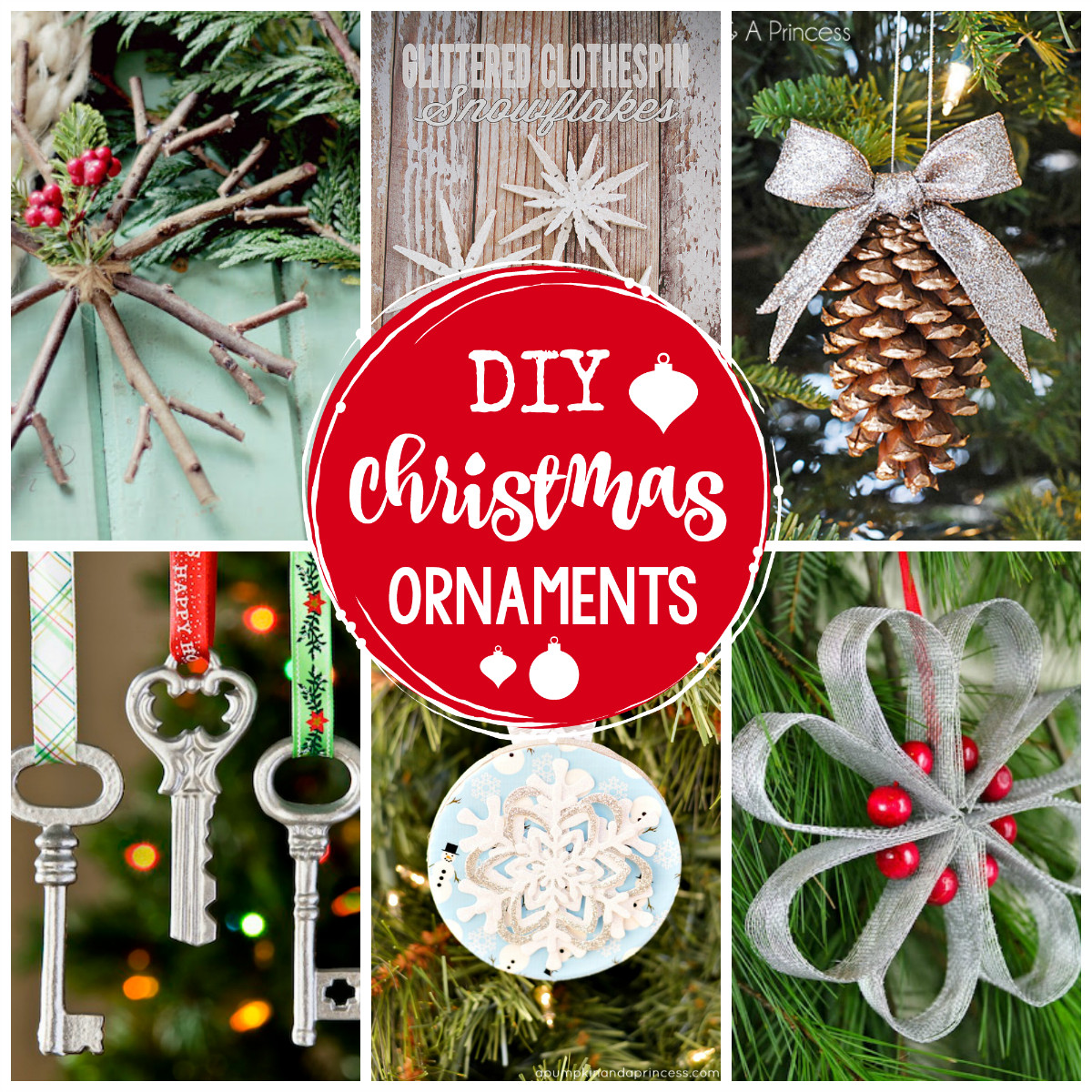 Lovely 25 Diy Christmas ornaments to Make This Year Crazy Diy Xmas ornaments Of Amazing 50 Ideas Diy Xmas ornaments