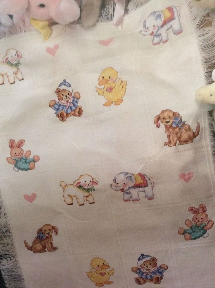 Lovely 261 Best Baby Cross Stitch Images On Pinterest Baby Blanket Kits Of Delightful 48 Pictures Baby Blanket Kits