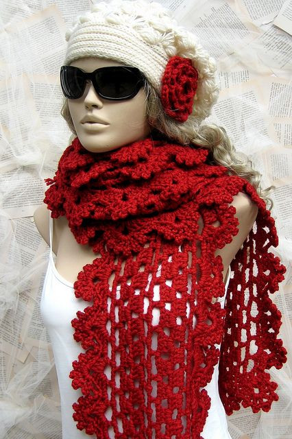 Lovely 261 Best Hat Scarves Etcts Images On Pinterest Crochet Hat and Scarf Set Of Amazing 44 Models Crochet Hat and Scarf Set