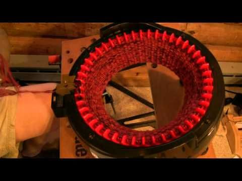Lovely 30 Minute Hat Using Addi Express King Size Knitting Addi Express Knitting Machine Of Innovative 45 Photos Addi Express Knitting Machine