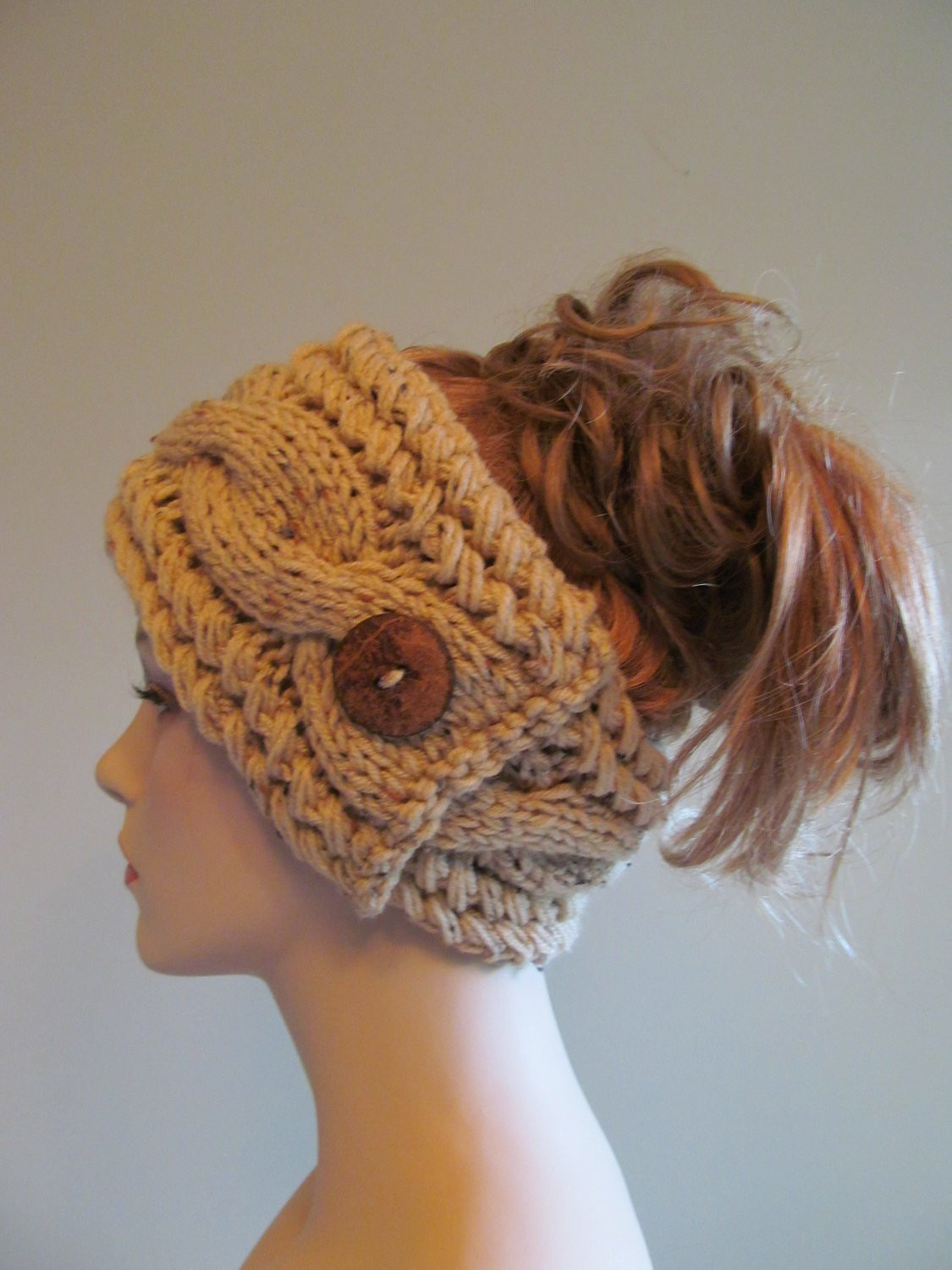 Lovely 301 Moved Permanently Braided Knit Headband Of Amazing 42 Pics Braided Knit Headband
