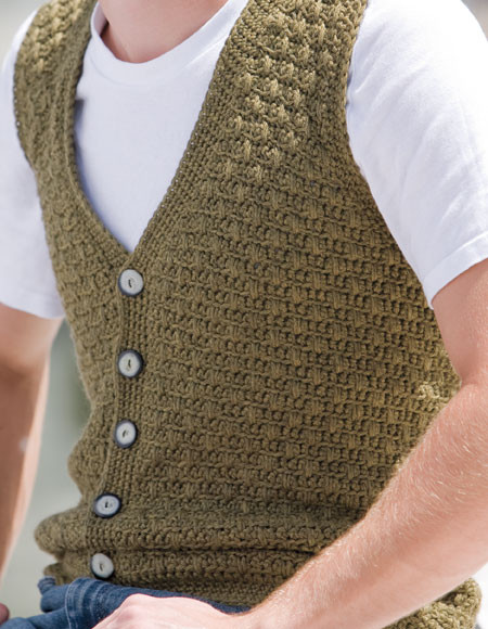 Lovely 32 Free Crochet Vest Patterns for Beginners Patterns Hub Vest Pattern Free Of Amazing 43 Images Vest Pattern Free