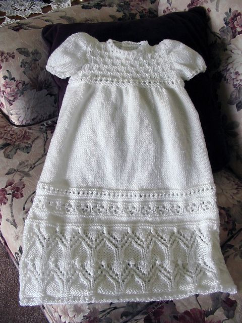 Lovely 343 Best Knitting for Baby Images On Pinterest Christening Dress Patterns Of Awesome 43 Ideas Christening Dress Patterns