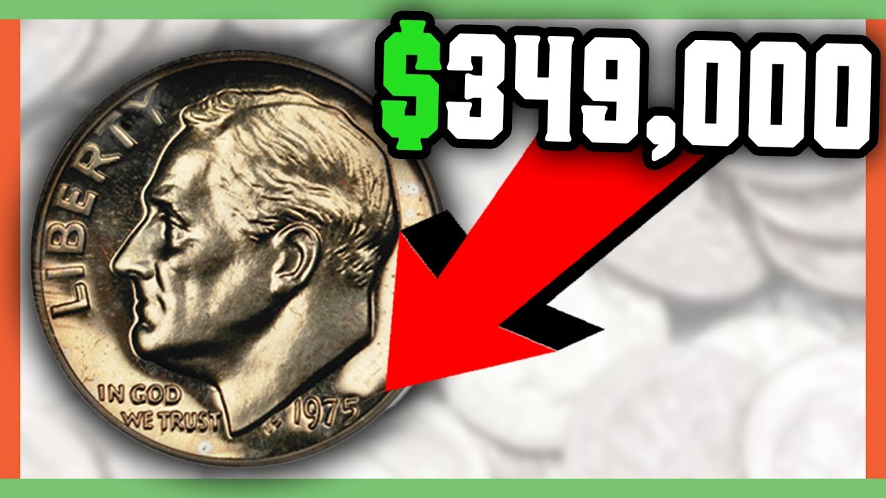 Lovely $349 000 Rare Dime Worth Money Rare Dimes to Look for In Valuable Quarters to Look for Of Top 40 Pics Valuable Quarters to Look for