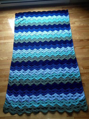 Lovely 45 Best Images About Crochet Ocean Afghan Ideas On Wave Crochet Pattern Of Unique 40 Models Wave Crochet Pattern