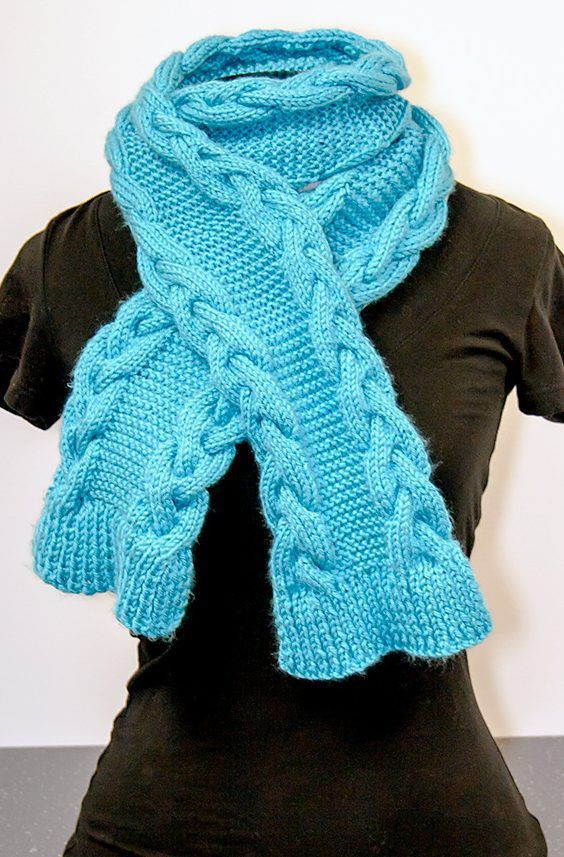 Lovely 482 Best Scarf & Cowl Knitting Patterns Images On Easy Knit Scarf Of Marvelous 48 Photos Easy Knit Scarf
