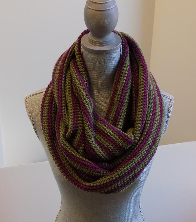 Lovely 5 Fab & Free Crochet Infinity Scarf Patterns Infinity Cowl Crochet Pattern Of Awesome 49 Pics Infinity Cowl Crochet Pattern