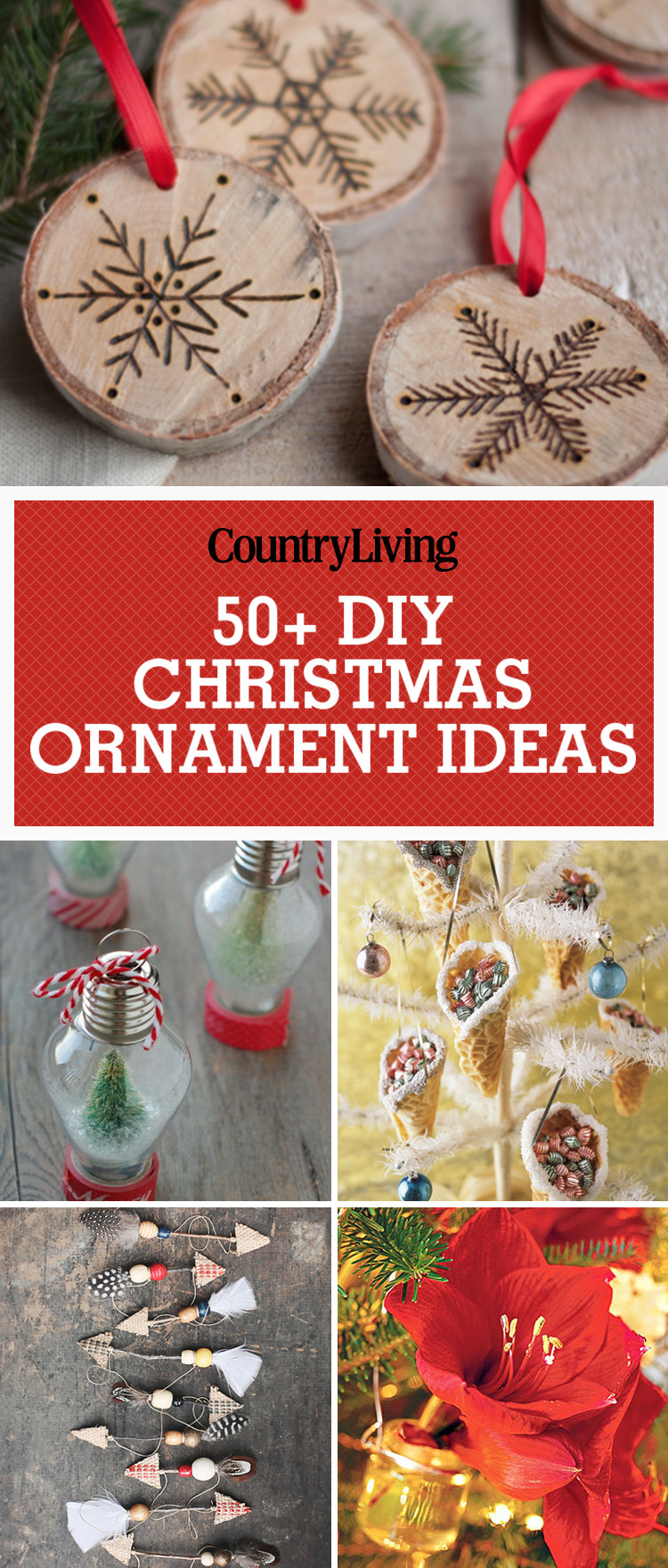 Lovely 55 Homemade Christmas ornaments Diy Crafts with Diy Xmas ornaments Of Amazing 50 Ideas Diy Xmas ornaments